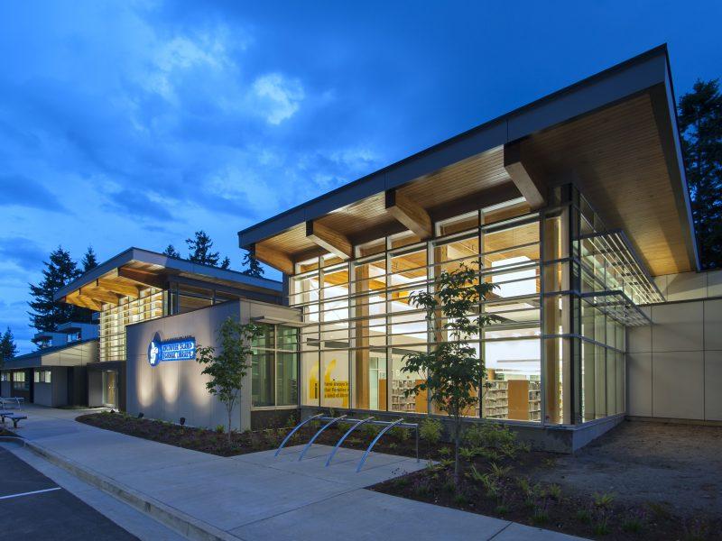 Nanaimo library