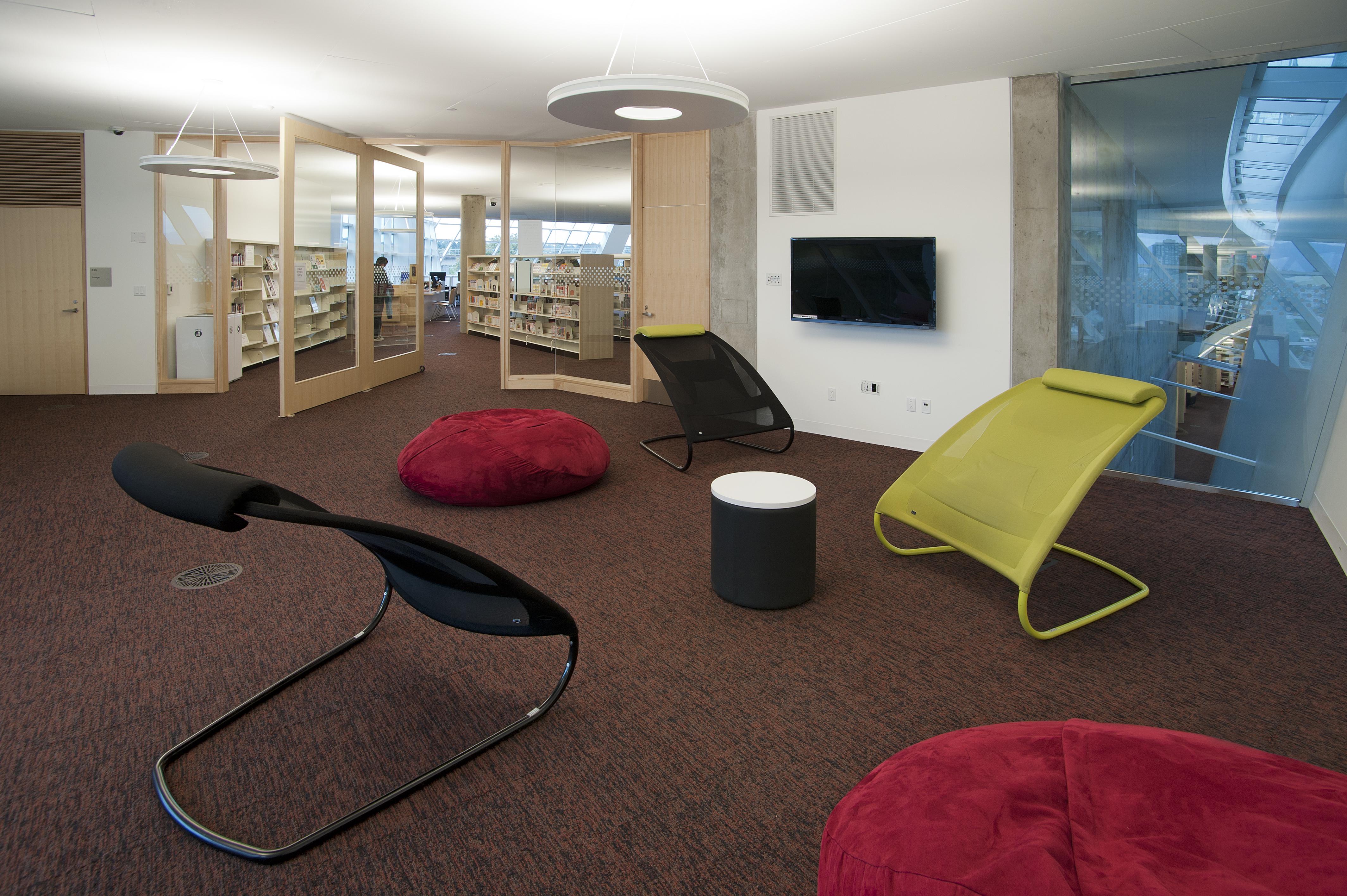 Surrey public library