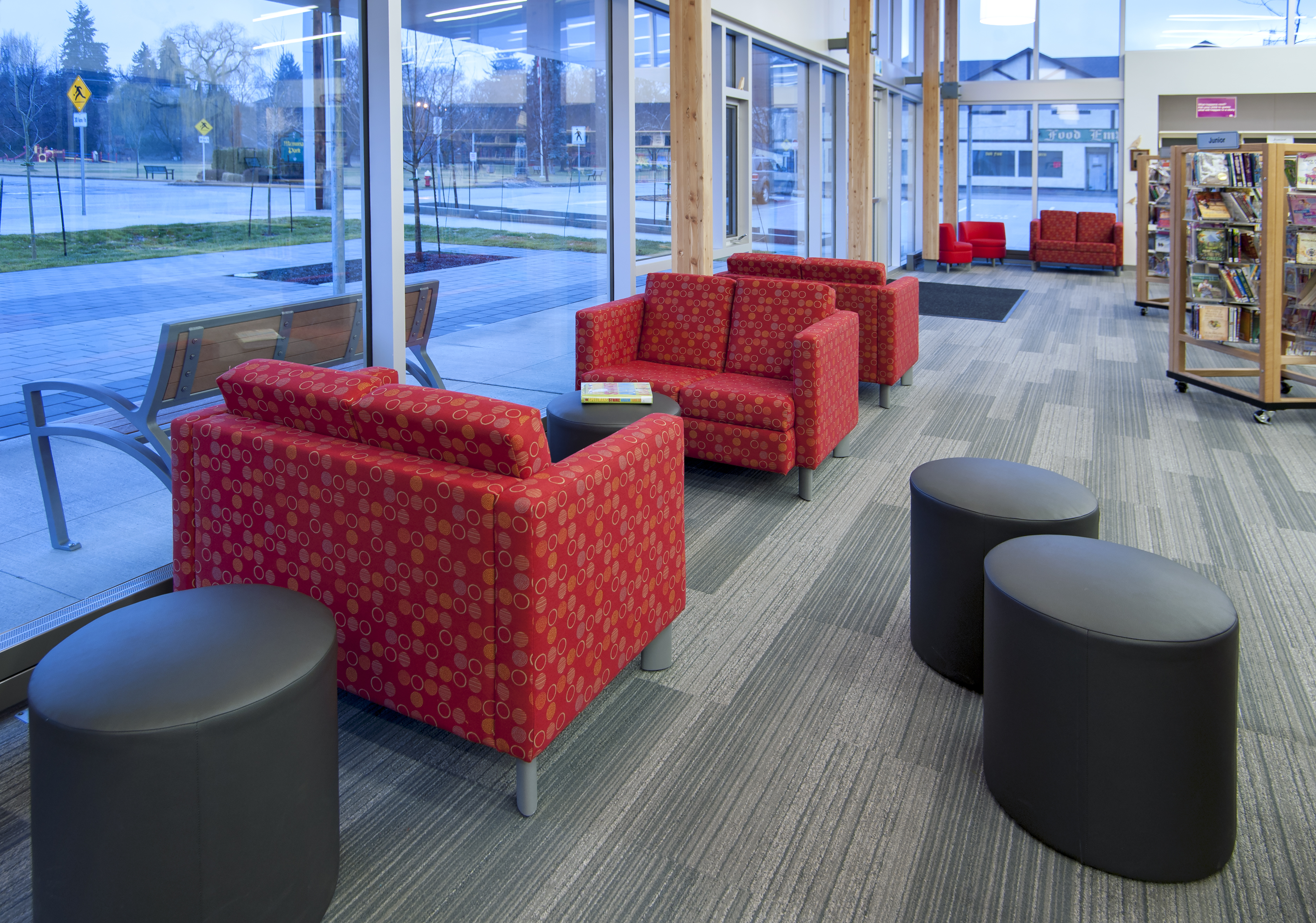 soft seating libraries