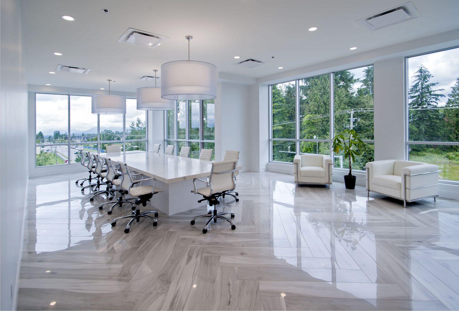 Office interior design vancouver commercial interior for Hr design interiors