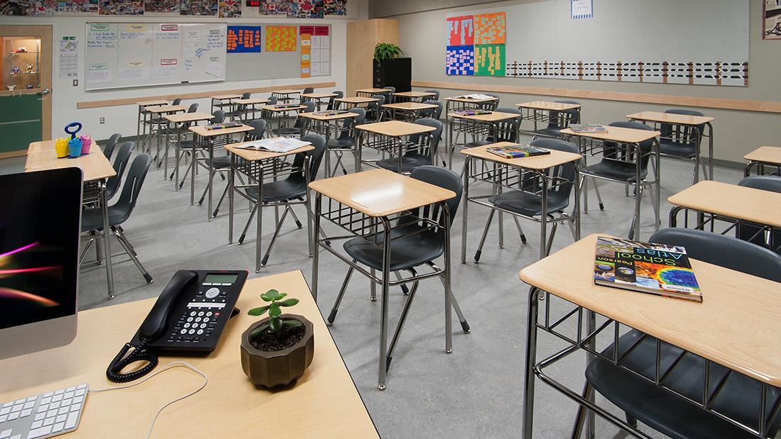 classroom furniture bc