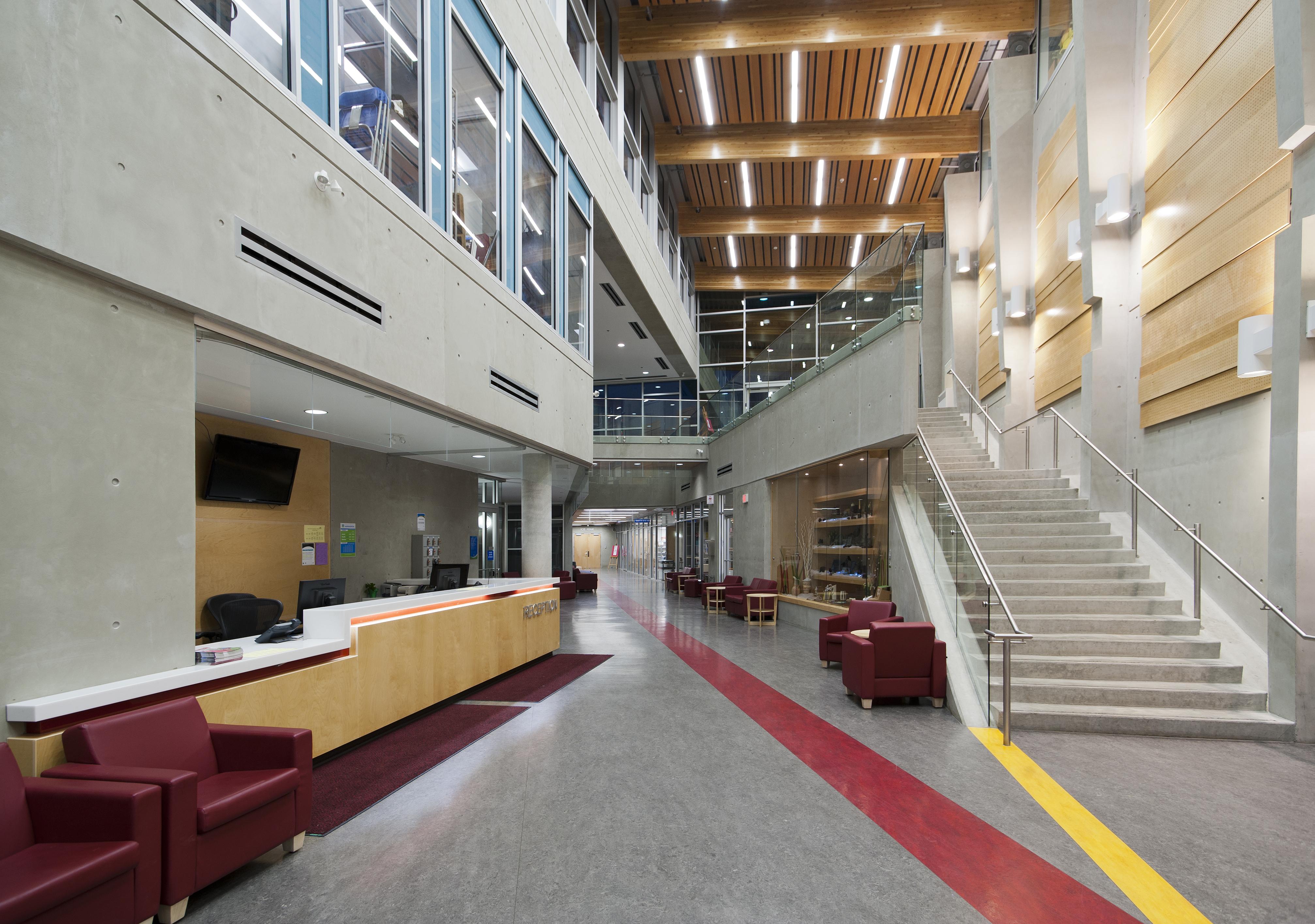 community centre design