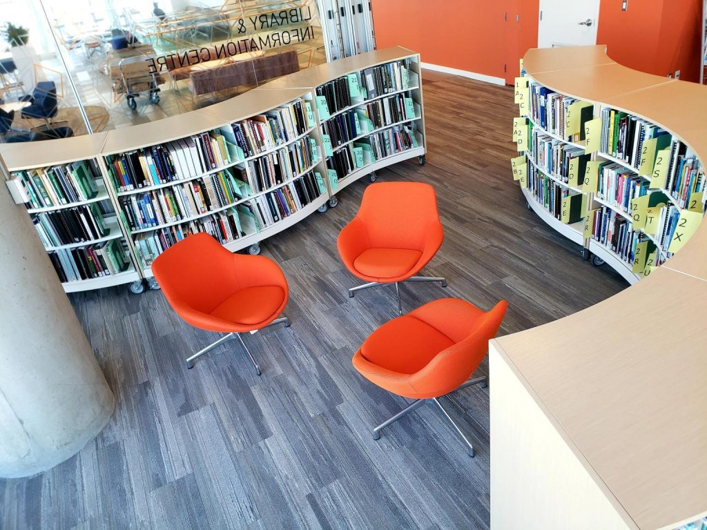 library furniture Canada