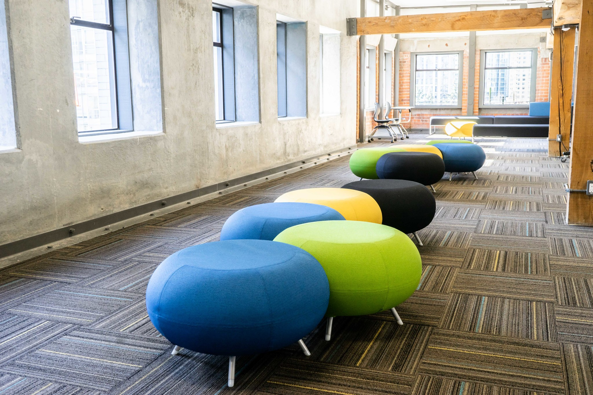 soft seating school