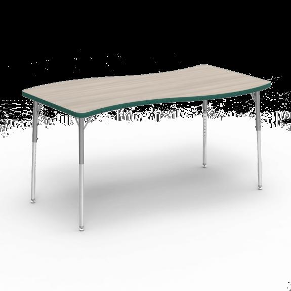 4000 series table slide table